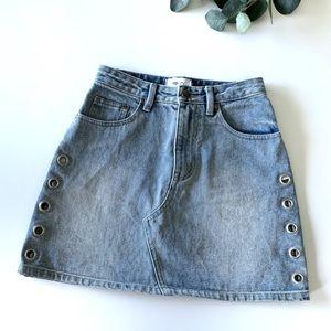 MP | D Denim Skirt Size XS